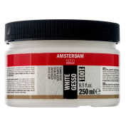 Amsterdam Grounds - Gesso - White - 250ml