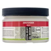 Amsterdam Gel Medium Extra Heavy - Gloss - 250ml