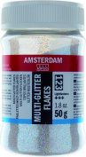 Amsterdam Effects - Multi Colour Glitter Flakes - 50g