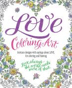 Love Colouring Art