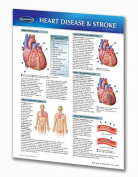 Heart Disease & Stroke - Quick Reference Guide by Permacharts