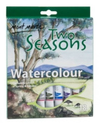 Mont Marte Two Seasons Spring and Fall Watercolours 18pcs 12ml