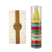 Meri Meri Party Pack, Toot Sweet Spotty Table Cloth and