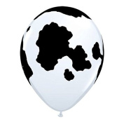 Cow Print Balloon 30cm (6) Shower Birthday Wedding Baby Party Supplies Latex Helium Animal Balloons Decorations Celebrate