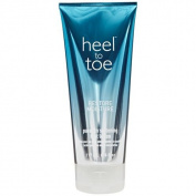 (1) Heel to Toe Restore Moisture Paraffin Softening Foot Lotion 180ml , (1) Heel to Toe Foot File, (1) Curved Nail Clippers