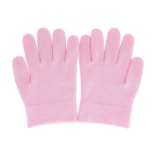 Soft Cotton Moisturising Gloves with Spa Gel to Keep Your Hands Hydrated and Smooth