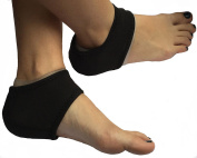 Foots Love - Free Plantar Fasciitis Sleeves with our Moisturising Socks. Arch and Heel Support - cushion protector Gel Heel Pads + EBooks for Optimal Foot Health