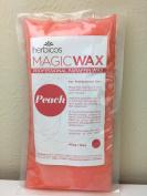 Huini Herbicos Beauty Antibacterial Paraffin Wax 454g /1lb - Paraffin Wax - Peach