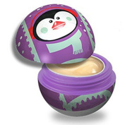 Holiday Twist and Pout Lip Balm Ball - Pengy- No Clip