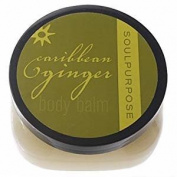 Shea Avocado Butter & essential oils Body Balm Caribbean Ginger - 120ml