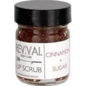 CINNAMON + SUGAR Lip Scrubs by Revival