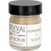 Peppermint & Sugar Lip Scrub by Revival