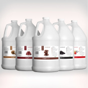Trade Size Famous Five Pack of Suntana Premium Sunless Tanning Solution
