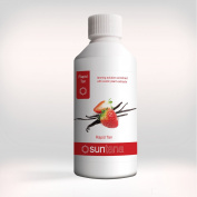 470ml Rapid Tan Solution - Strawberry Vanilla Fragrance Premium Sunless Solution