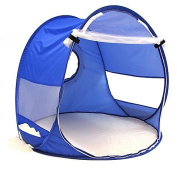 Redmond Beach Baby Pop-Up Shade Dome in Blue