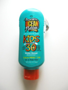 Ocean Potion Kids Sunblock SPF 30+ Parsol 1789 Water and Sweat Resistant Hypo-allergenic Lotion 6 Fl Oz