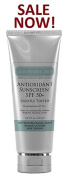Dr Lisa Benest Skin Care Antioxidant Sunscreen SPF 50 Lightly Tinted 4 ounce 120 ml