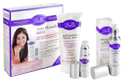 Belli Value Set ( Face Wash with Acne Control Spot Treatment) with Belli Pure Radiance Facial Sunscreen