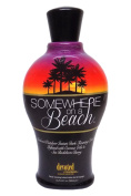 Somewhere on a Beach, Indoor Outdoor, Instant Dark Tanning Lotion 360ml