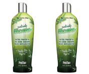 2 X Pro Tan Radically Hemp Tanning Lotion Sunbed Cream by Pro Tan