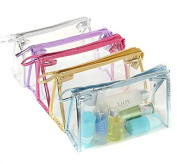Clear Waterproof PVC Bags Makeup Bag Multi--functional Storage Makeup Bags with Zipper