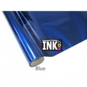 Laser Transfer DTG Foil 30cm x 30m Rolls for Transfer and DTG Printing , Blue