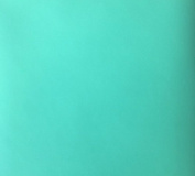 Qbc Craft Mint Green 3.7m x 3m Roll Matte Removable Adhesive Crafting Vinyl for Cricut Expression Explore Silhouette Cameo make Adhesive Backed Decals Signs Wall Art Use with Qbc Craft Transfer Paper