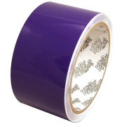 Tape Planet 3 mil 5.1cm x 10 yards Purple Outdoor Vinyl Tape