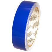 Tape Planet 3 mil 2.5cm x 10 yards Medium Blue Outdoor Vinyl Tape