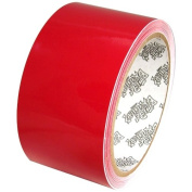 Tape Planet 3 mil 5.1cm x 10 yards Red Outdoor Vinyl Tape
