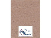Chipboard 8.5x11 20pt Natural 5pc