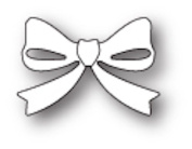 Poppystamps Craft Die - Prim And Proper Bow