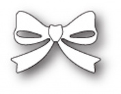 Poppystamps Craft Die - Prim And Proper Bow