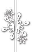 Memory Box Die - Bright Snowflake Closer