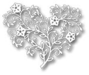 Tutti Designs Thin Metal Die - Heart Tree - Tutti-169