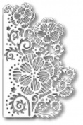 Tutti Designs Thin Metal Die - Triple Flower Edge - Tutti-166