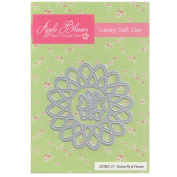 Apple Blossom Craft Die DIOB0127 Butterfly & Flower