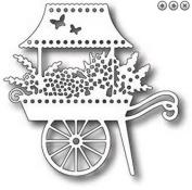 Tutti Designs Flower Cart Cutting Die TUTTI-182