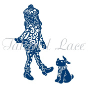 Tattered Lace Libby & Buster Cutting Dies ETL451