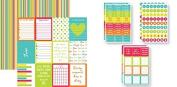 June Calendar Plan-It 12x12 Planner Paper & Stickers Set