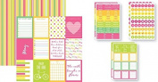 May Calendar Plan-It 12x12 Planner Paper & Stickers Set