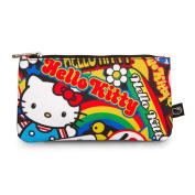 Sanrio Friends Hello Kitty School Pencil Case Multi-Purpose Cosmetic Pouch Coin Bag