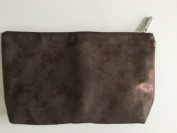 Nordstrom Iridescent Brown Cosmetic Bag