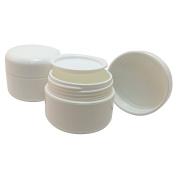 30ml Cosmetic Double Wall Cream Empty Plastic Jar
