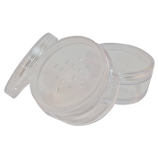 Made in Taiwan Sifter Loose Powder Packaging