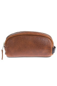 Coronado American Bison Leather Medium Travel Kit