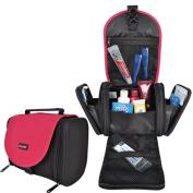 Waterproof Hanging Type Travel Toiletry Bag Makeup Bag Travel Organisers Storage Bag Digital Bag