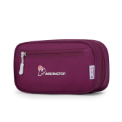 Mardingtop Toiletry Case Bag with Hanging for Business,Vacation,Household with Hanging Hook-5909