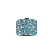 SIO Perfectly Soft Essential Oil Carrying Case Organiser bag Blue