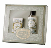 Panier des Sens, Firming Sea Fennel Shower and Hand Cream French Boxed Gift Set